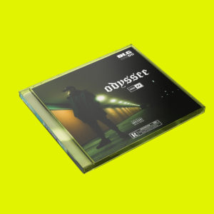 ODDYSEE MMXX (CD + Sticker) (2020)