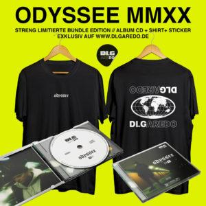 CD + Shirt + Sticker (Vorbestellung)